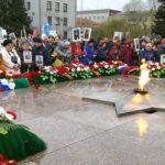 Вечный огонь Иркутск